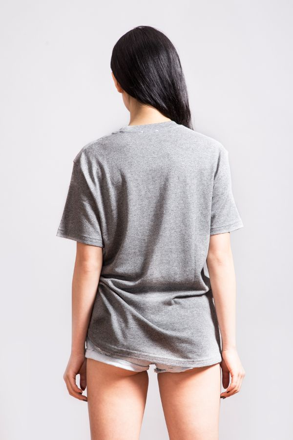 Camiseta de Algodon | Aeca White