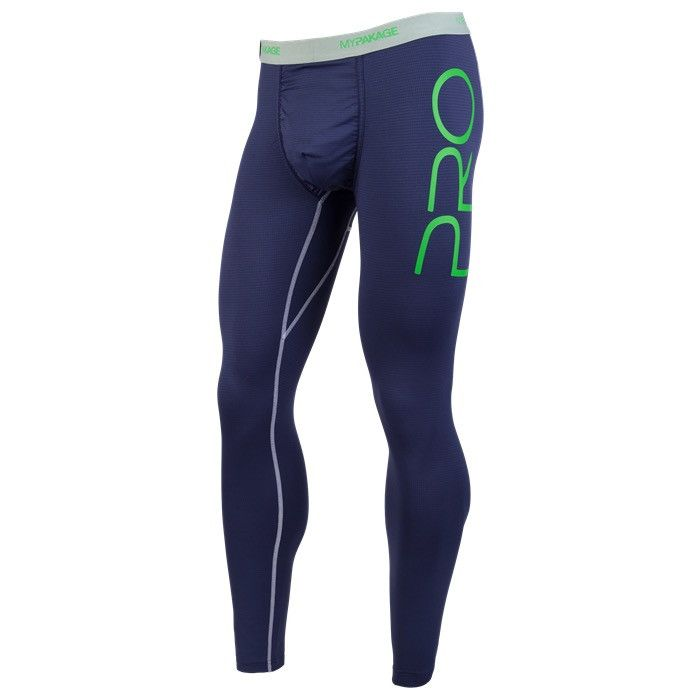 The MyPakage Pro Series. Feel Like A Pro On The Court, The Field, Or The Ice. The Most Comfortable Long Underwear You Will Ever Wear. For the days when you need a little extra warmth.The Pro Series is made with the MyPakage MyDRY fabric which wicks away moisture to keep you dry and comfortable at all times. With high-stretch and a lightweight, no-roll waistband, they are designed for athletes of all levels that are looking for the ultimate experience in performance and comfort.  Why The…