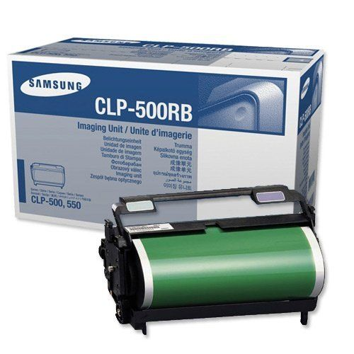 Samsung CLP-500RB/SEE colour laser printer imaging unit OPC kit drum unit CLP-500RB (CLP500 CLP-500 CLP-550 CLP-500N CLP-550N CLP500RB/SEE) CLP550 CLP500N CLP550N CLP500RB -       Samsung consumable lasts longer enough for general business and it features highly durable and sensitive quality                Product Description   Samsung OPC drum       Consumable Type   OPC drum       Printing Technology   Laser       Included Qty   1   ... - http://ink-cartridges-