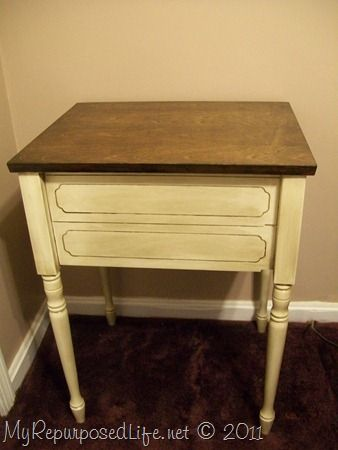 Even more sewing cabinet makeovers                                                                                                                                                                                 More