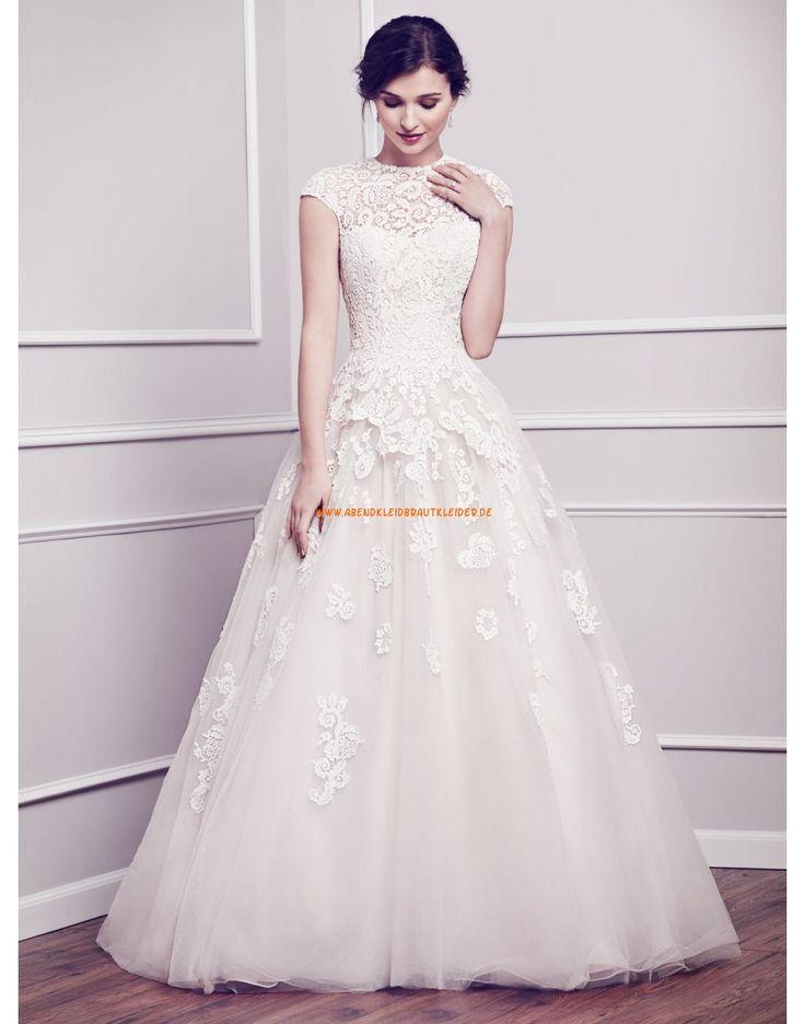 143 best Brautkleider images on Pinterest | Groom attire, Wedding ...