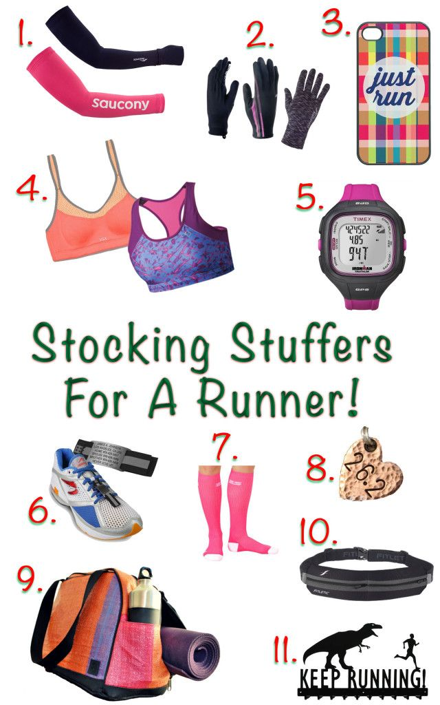 Great Stocking Stuffers for the Runner in your life. Keep their ...