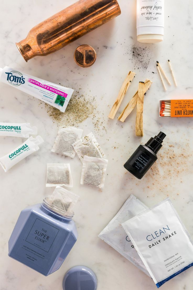 The best all natural wellness products via @waitingonmartha