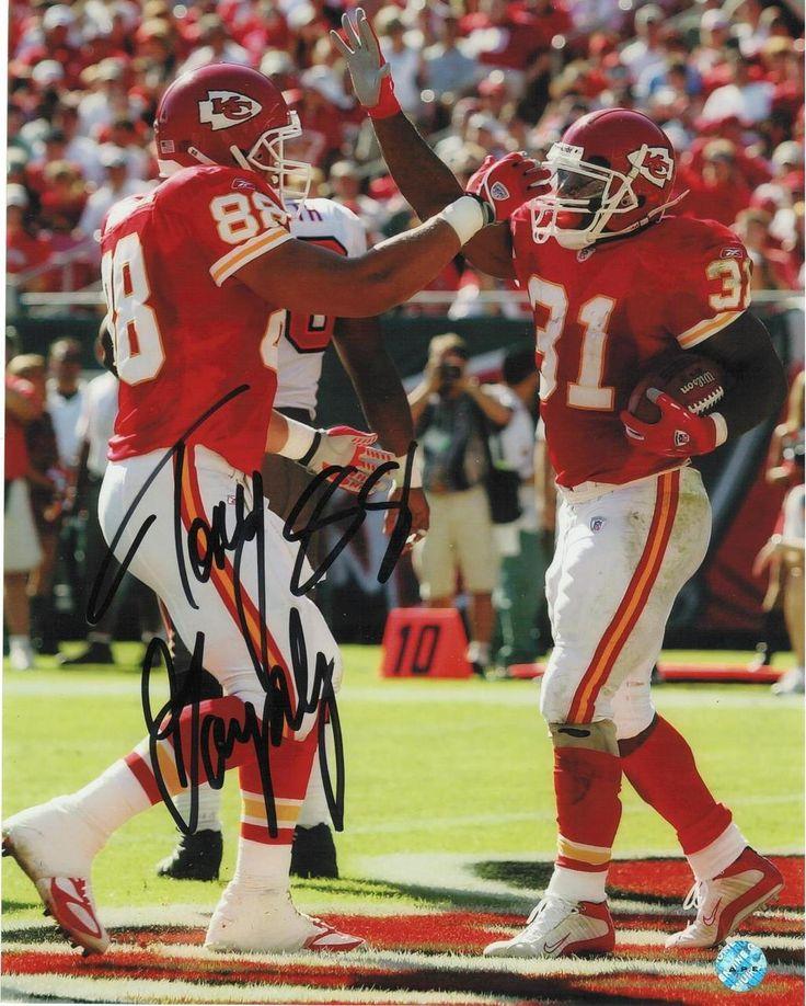 AAA Sports Memorabilia LLC - Tony Gonzalez Kansas City Chiefs Autographed 8x10 Photo, #kansascitychiefs #kcchiefs #chiefs #tonygonazelez #autographed #nfl #nflcollectibles $117.95 (http://www.aaasportsmemorabilia.com/nfl/tony-gonzalez-kansas-city-chiefs-autographed-8x10-photo/)
