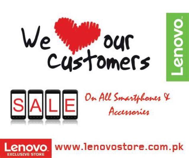 Best Price deals on Lenovo Smartphones  — Browse to grab your deals!  www.lenovostore.com.pk Lenovo Exclusive Store