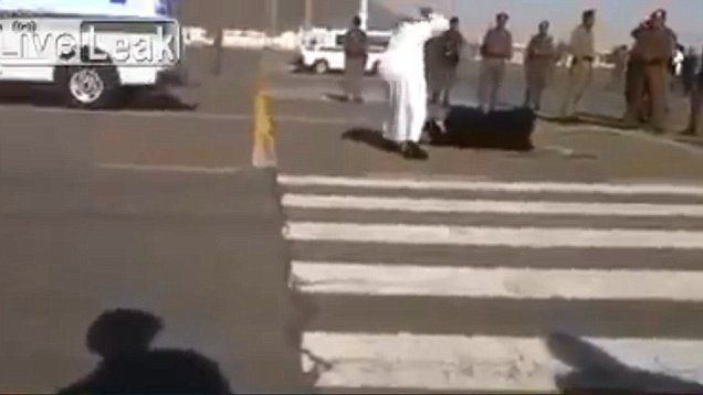 A shocking documentary will reveal the brutality of life in Saudi Arabia - where a woman is beheaded in the street