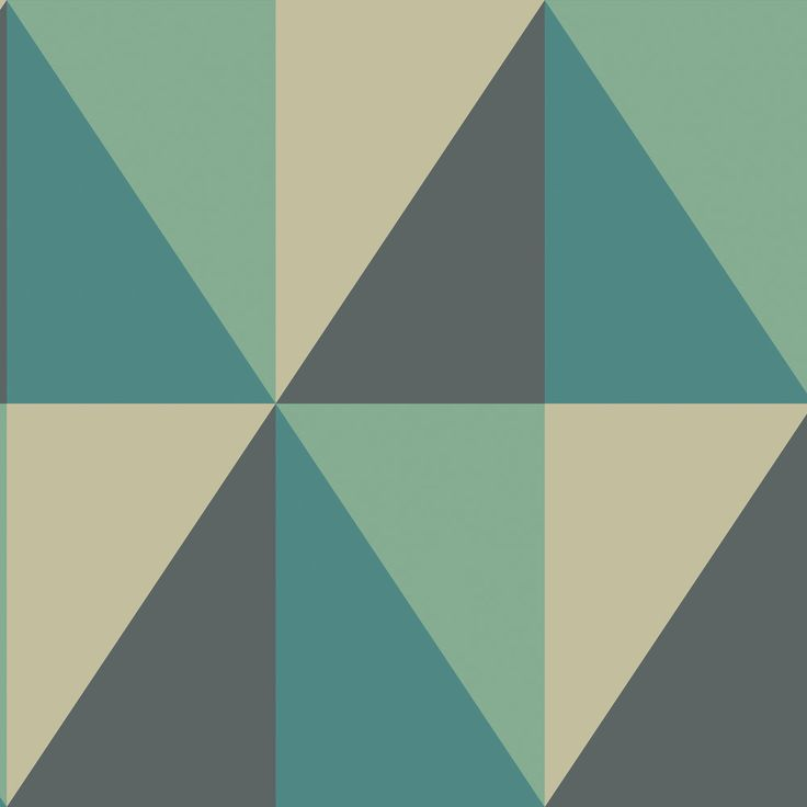 Apex Grand Teal  wallpaper by Cole & Son