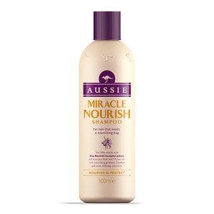Aussie Nourishing Miracle Shampoo 300ml