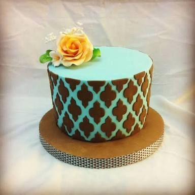 cakes using onlays - Google Search