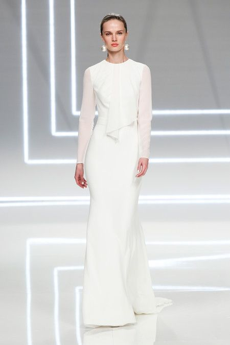 0d3536f06 Rosa Clará  Los mejores vestidos de novia de la firma