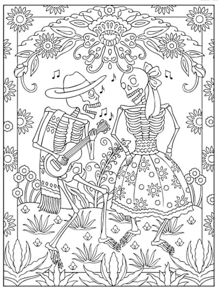 Coloring Sheets For Spanish Class : Felices pascuas happy #easter! coloring sheet in spanish