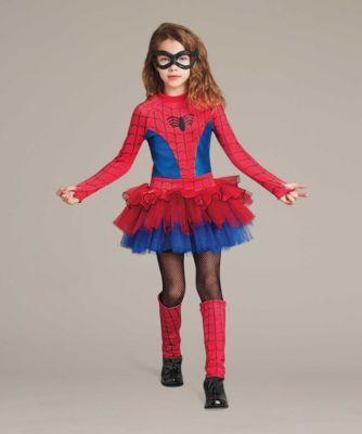 Spider-Girl® Tutu Costume for Kids