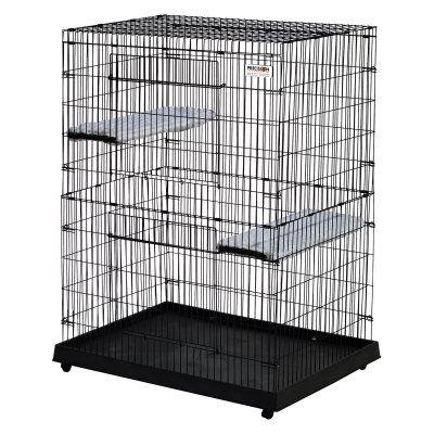 Precision Pet Kitty Condo with Plastic Base - 7017025
