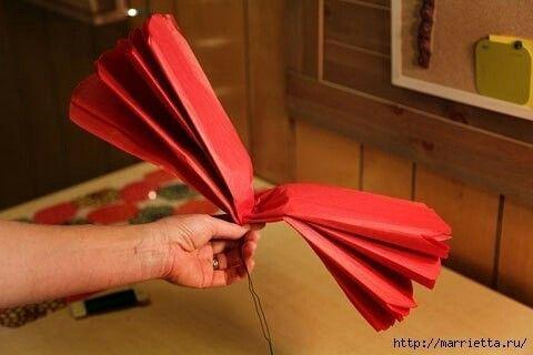 Бумажные маки -1