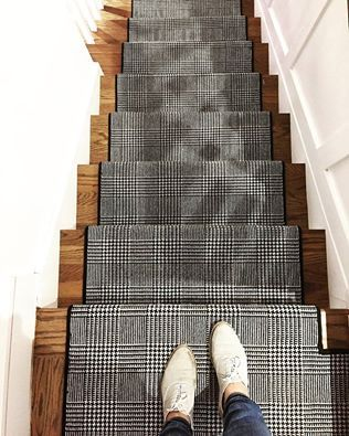 Featuring U0027Missoni Canditou0027 Carpet. Staircase RunnerStair ...