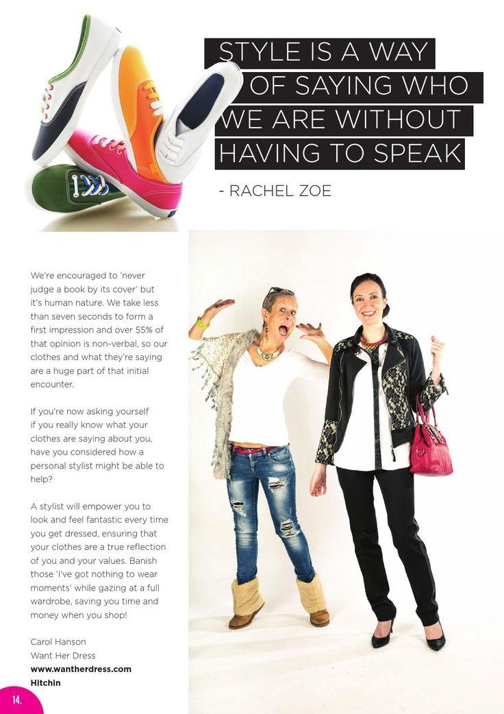 Indulge magazine april15