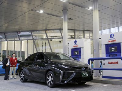 'Hydrogen cars for masses one step closer to reality'