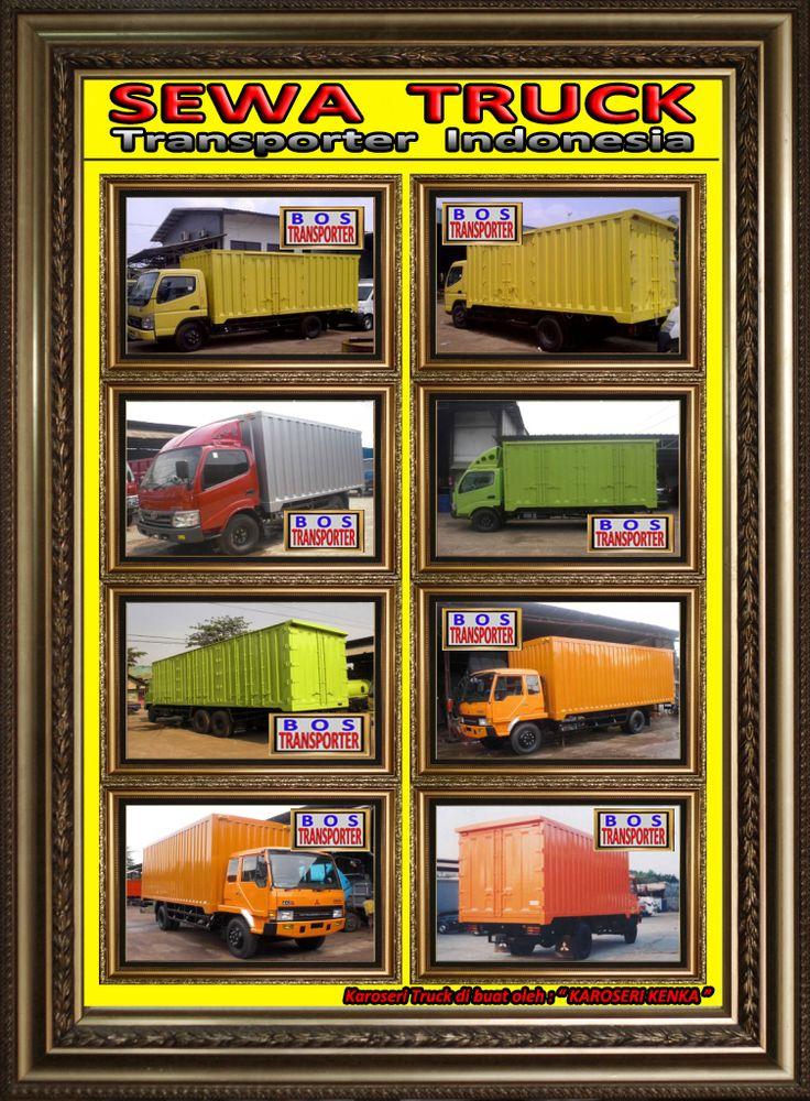 MAT DATANG ...DI RENTAL dan SEWA TRUCK INDONESIA ... TRAILER - DUMP TRUCK - WINGBOX - BAK CARGO - BOX JUMBO : : . .. . : : SELA
