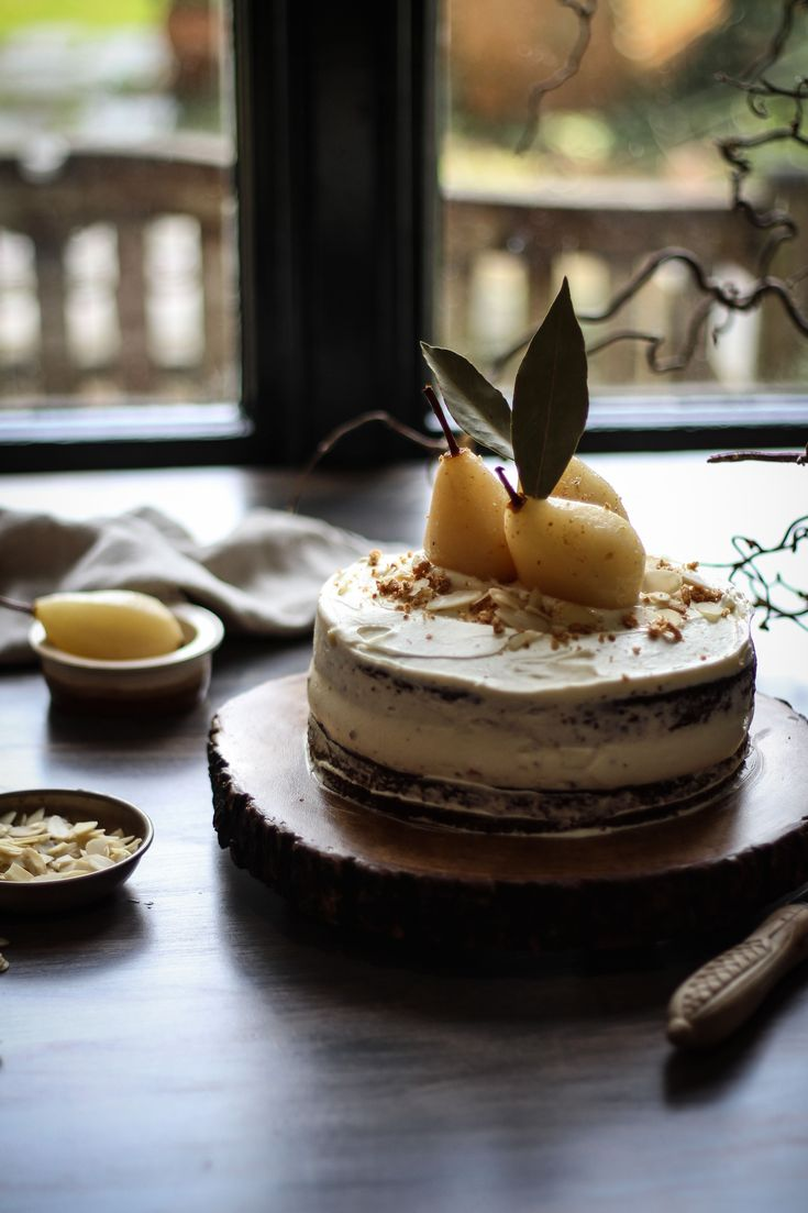 ... Special Cakes on Pinterest | Layer cakes, Sponge cake and Almond cakes