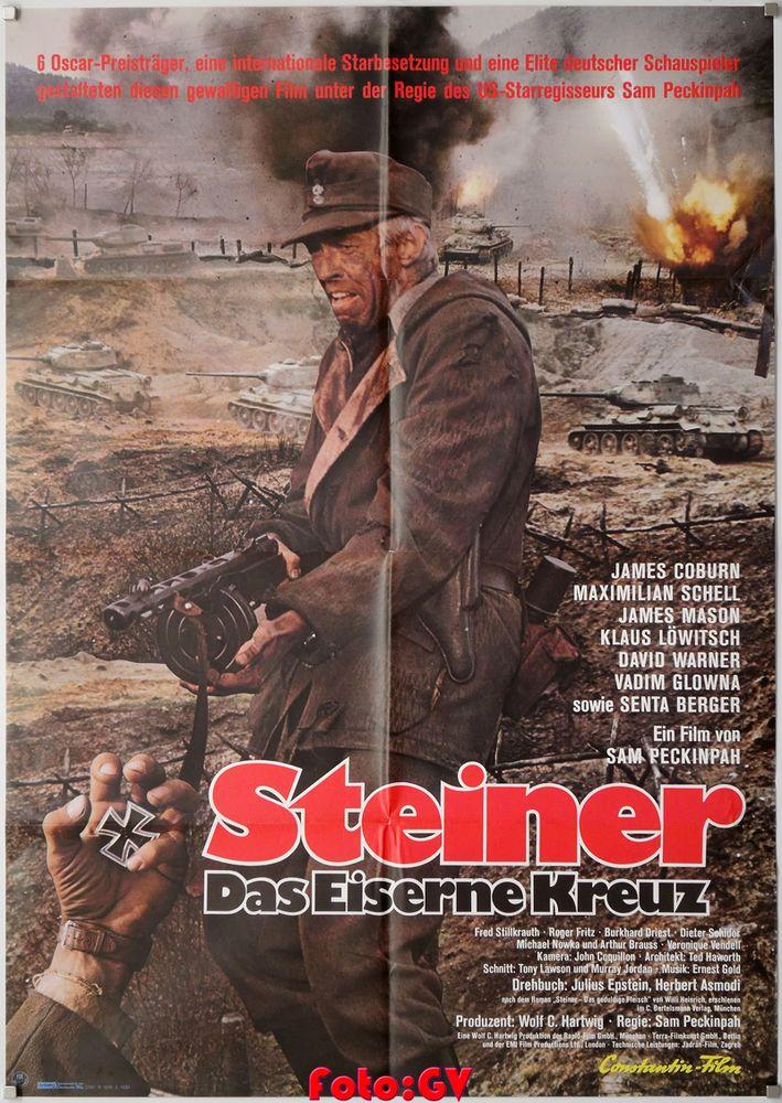 Steiner Das Eiserne Kreuz 2 Ganzer Film Deutsch
