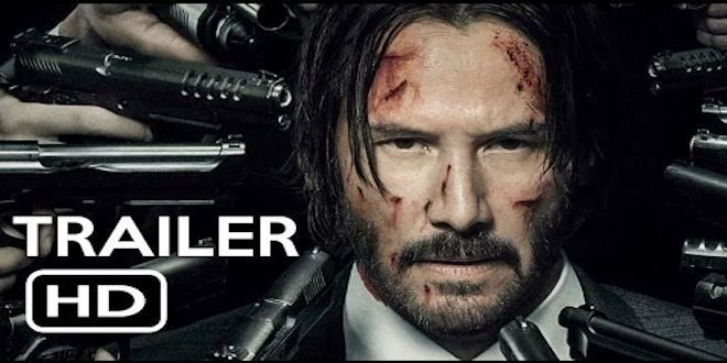 John Wick 2 #SuperBowl 2017 Movie Trailer.  John Wick the super-assassin plans to resume a quiet civilian life are cut short when Italian gangster Santino D'Antonio shows up on his doorstep with a gold marker, compelling him to repay past favors. Ordered by Winston, kingpin of secret...
