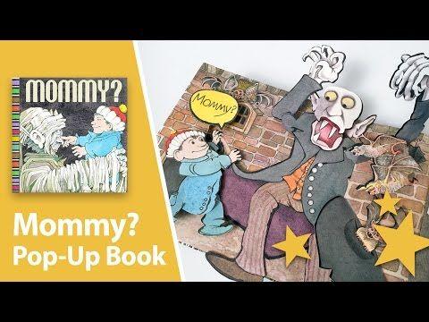 Mommy? A Maurice Sendak Pop-up Book by Matthew Reinhart - YouTube