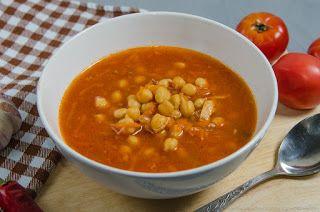 Интуитивная кухня: Суп из нута