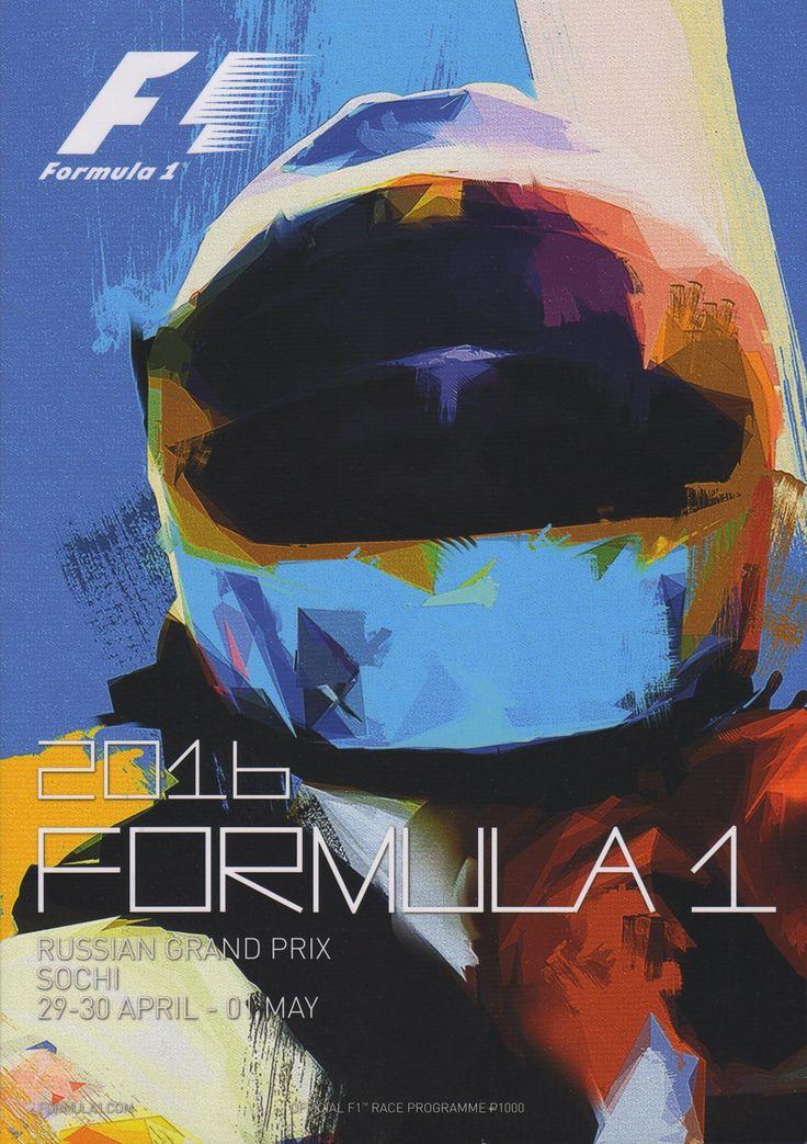 Russian Grand Prix 2016 programme