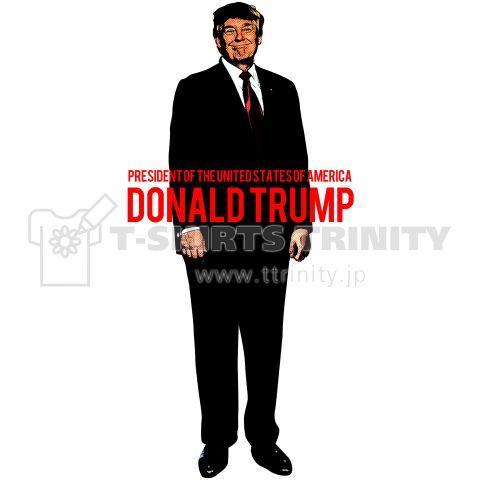アメリカ合衆国大統領 ドナルド・トランプ Color    ドナルド・トランプアメリカ合衆国大統領誕生により  世界は変わりはじめる。  人間の本当の価値とは何なのか。  生き方とは何なのか。  ドナルド・トランプ誕生!今こそ世界変革を!    ◆アメリカ合衆国大統領 ドナルド・トランプ Monochromeもあります。