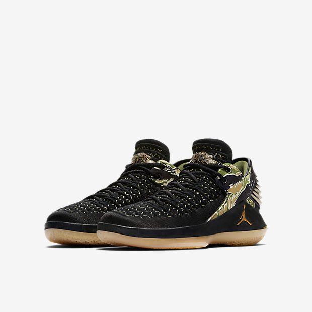 reputable site 6f045 d9124 Air Jordan XXXII Low Older Kids' Basketball Shoe | kicks and ...