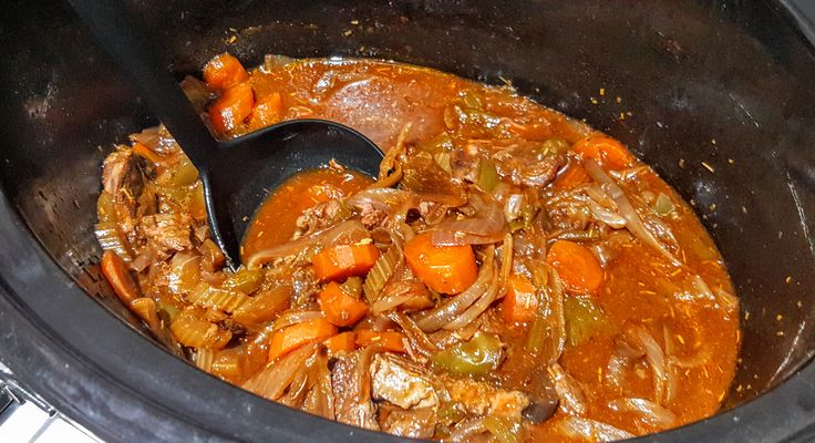 Syn free slow cooker slimming world beef stew