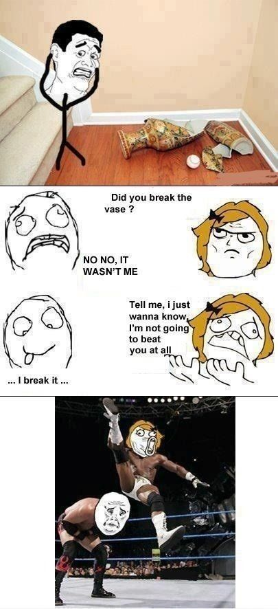 Image title: After That She Is Like Booker T.. - Posted in: Funny, Troll Face Comics Pictures - Tagged: Funny Facts, Booker T photos