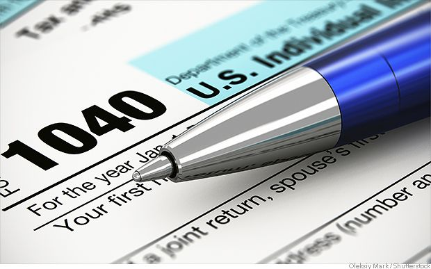 Criminals use #IRS website to steal data on 104,000 people