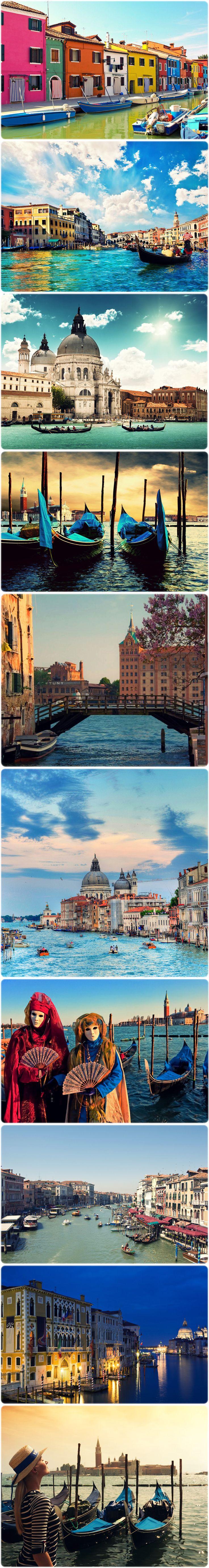 Venice, Italy ♡♡