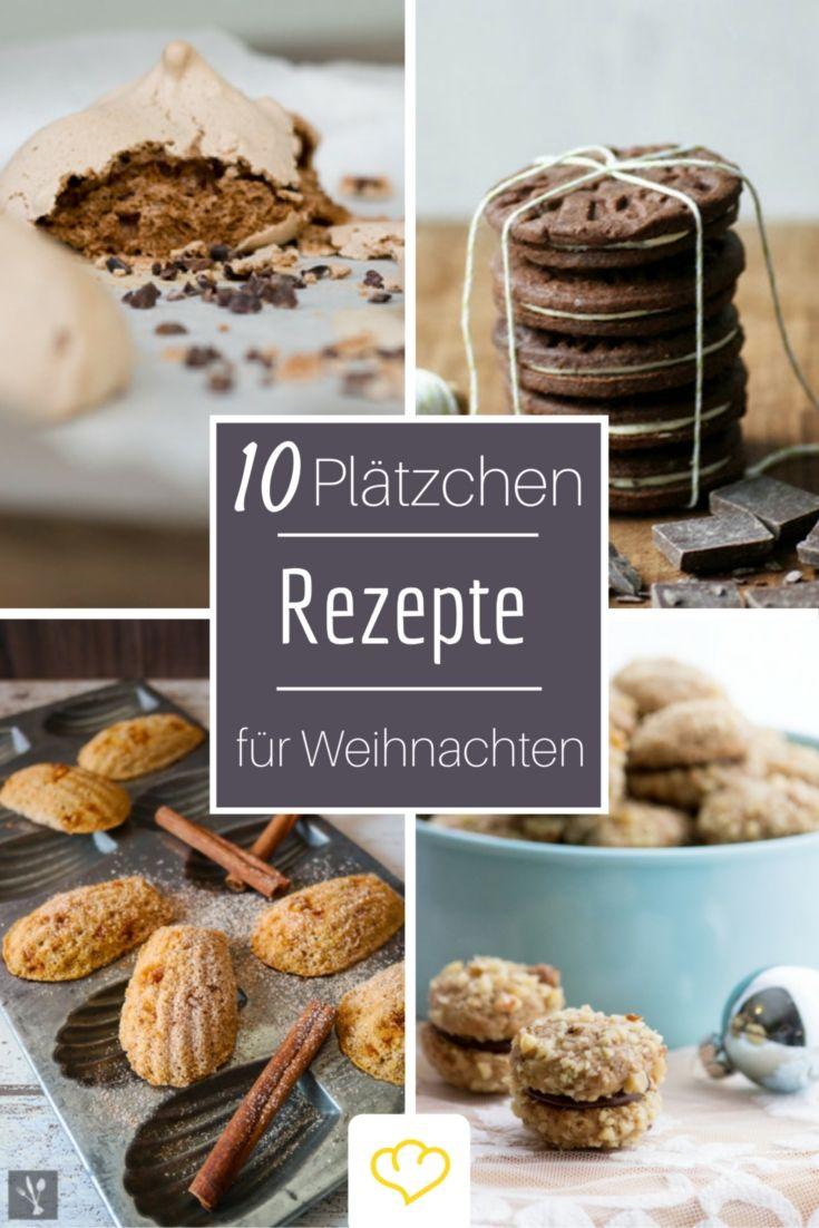 Die 10 leckersten Plätzchenrezepte von Foodbloggern