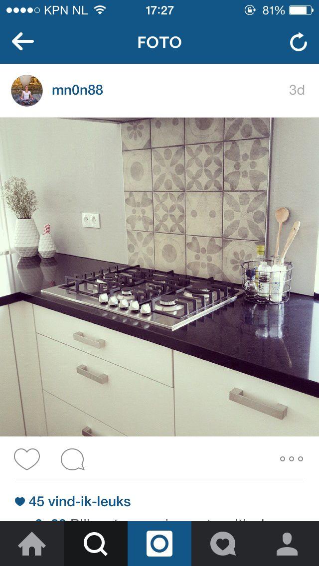Mooie Keuken Achterwand : Schilderen op Pinterest – Keukenkasten, Mooie Keukens en Kasten