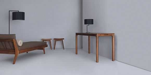 M11 Desk and Runcible Collection by Mathias Hahn
