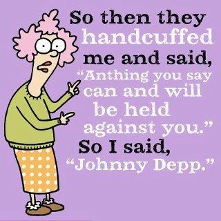 Bwuahhahahaahaha: Johnny Depp, Aunty Acid, Quotes, Funny Stuff, Humor, Johnnydepp