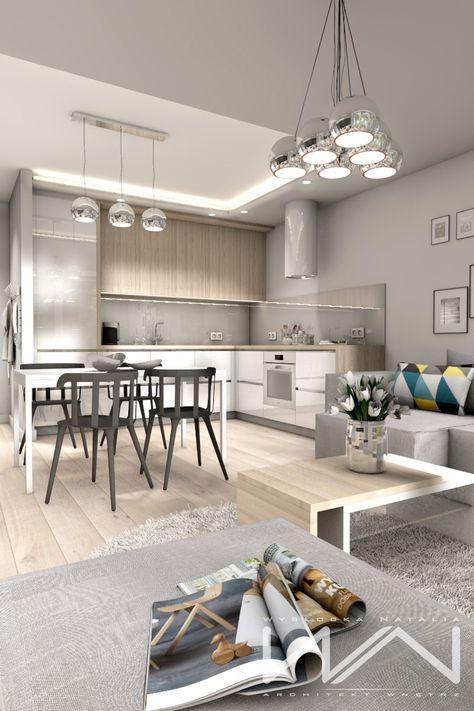 Project 60m2 apartment Gdynia Wiczlino estate Sokolka Zielenisz Developer HOSSAPart 2