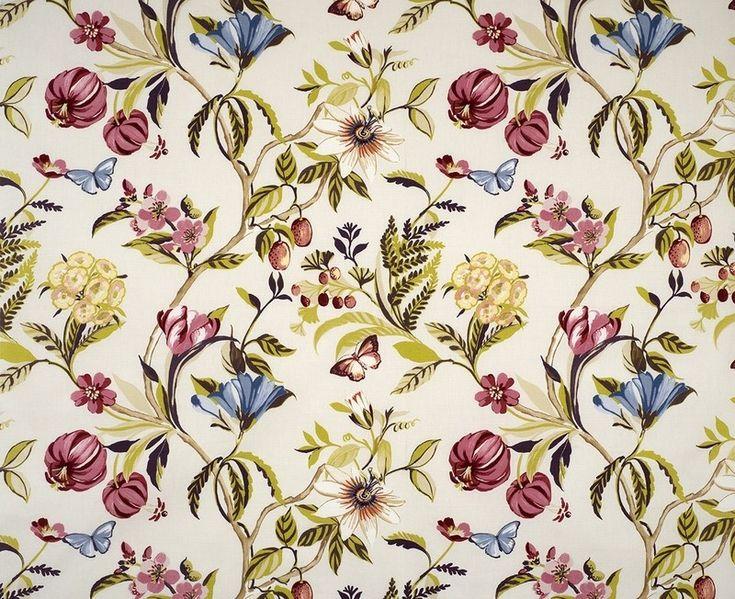 Sweet Scent Mulberry (30176-102) – James Dunlop Textiles | Upholstery, Drapery & Wallpaper fabrics