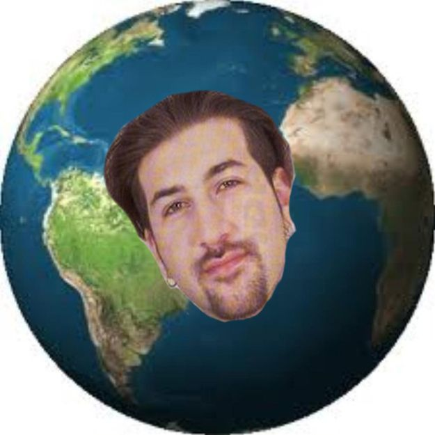 God must have spent a little more time on you. | Imagine A World Without Joey Fatone