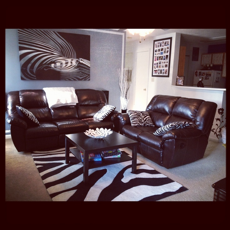 27 best images about zebra living room on pinterest