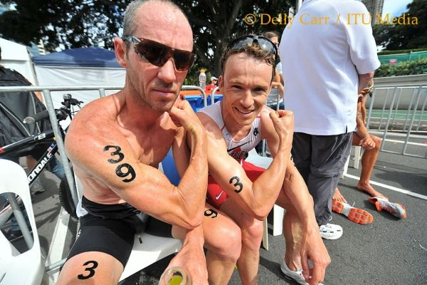 ITU Photos of the Year: Sydney from Triathlete magazine