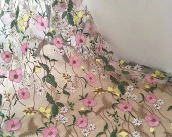 Moda boda encaje tela encaje tejido último cordón nupcial tela