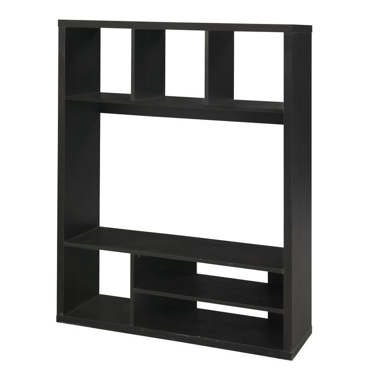 meuble tv marron imitation weng kubico les biblioth ques composer biblioth ques. Black Bedroom Furniture Sets. Home Design Ideas