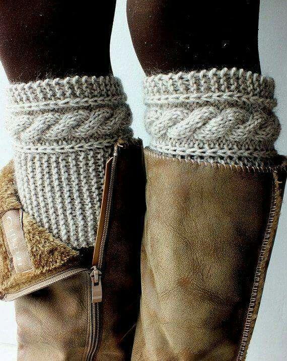 Puños para botas