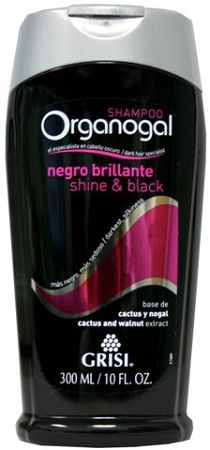 GRISI ORGANOGAL SHAMPOO - NO MORE GREY OR WHITE HAIR - REDUCE LAS CANAS
