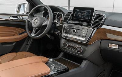 2018 Mercedes GLE Coupe Concept