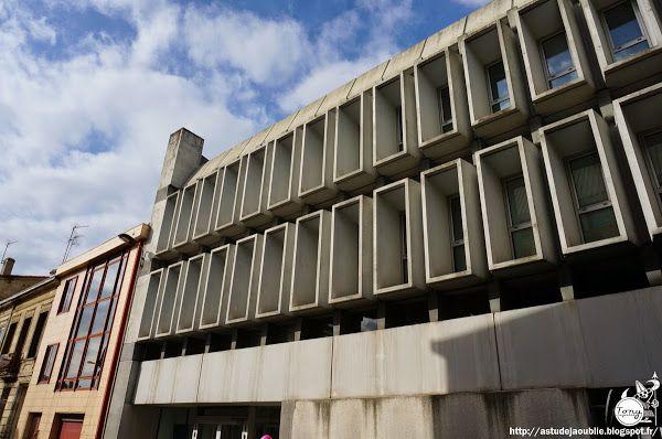 Bordeaux - Immeuble Medoc / CILG - Salier, Courtois, Lajus