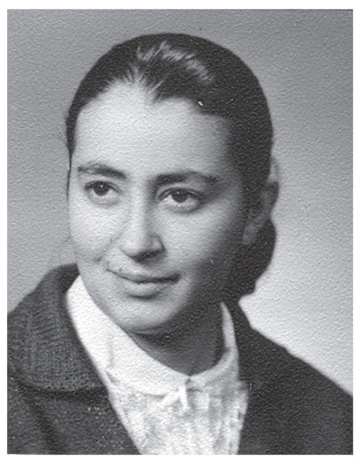 Gerassimova-Tomova, Vasilka (1940-2011) picture 1965 (transmitted by Evgeni Paunov)
